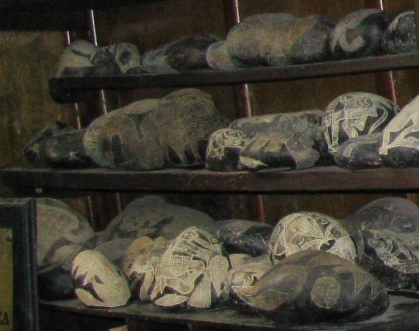 Камни Ики — это древние артефакты или новоделы? Истина где-то там…