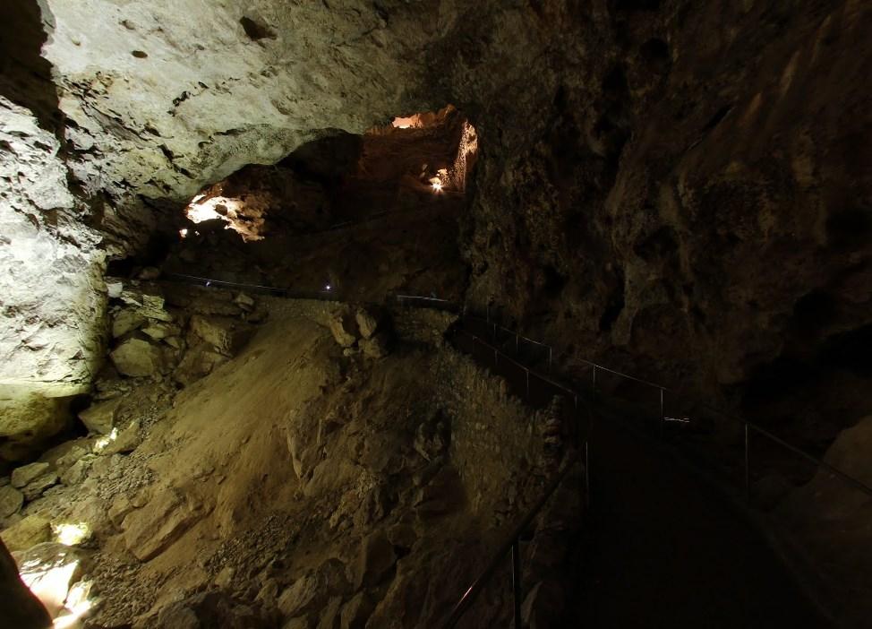 Подземный мир Карлсбадских пещер