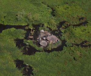 Гигантское болото Африки, в котором люди живут на маленьких островках — Судд