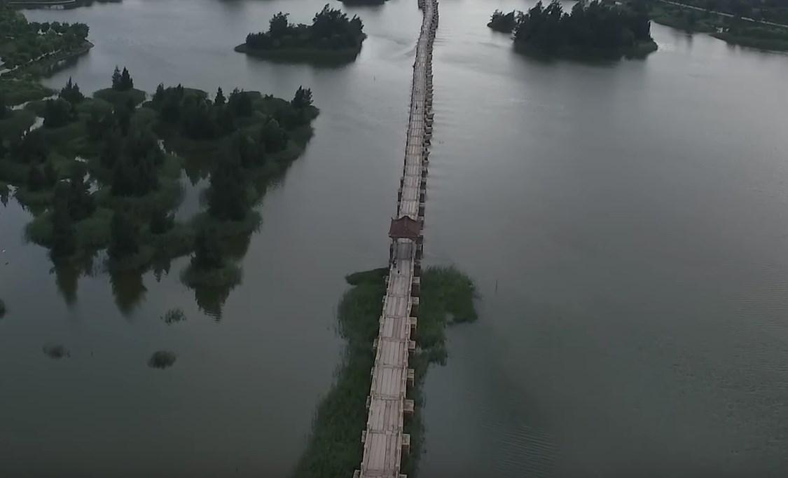 Аньпин мост