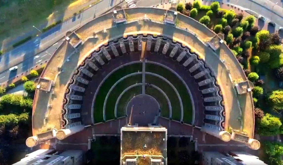 Уникальный жилой комплекс от архитектора Рикардо Бофилла