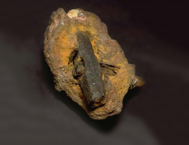 Молоток, обнаруженный в камне — спорный «допотопный» артефакт из «Музея свидетельств Сотворения мира»