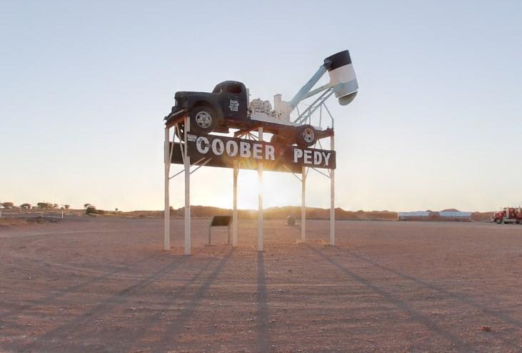 Город, возникший под землей в жаркой пустыне - Кубер-Педи