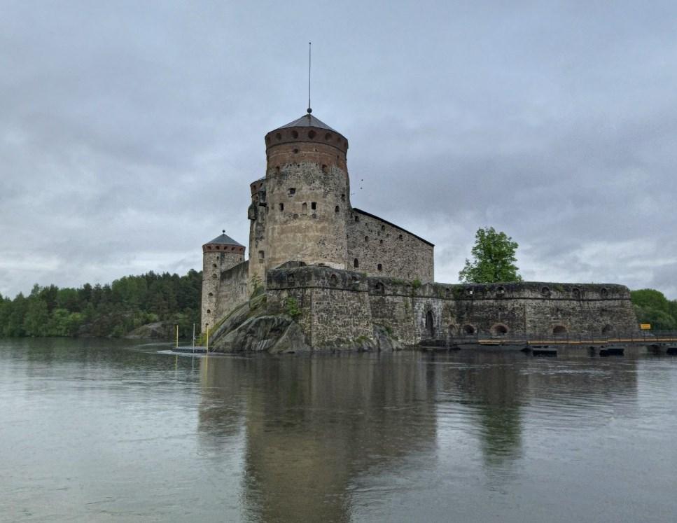 Замок Олафсборг