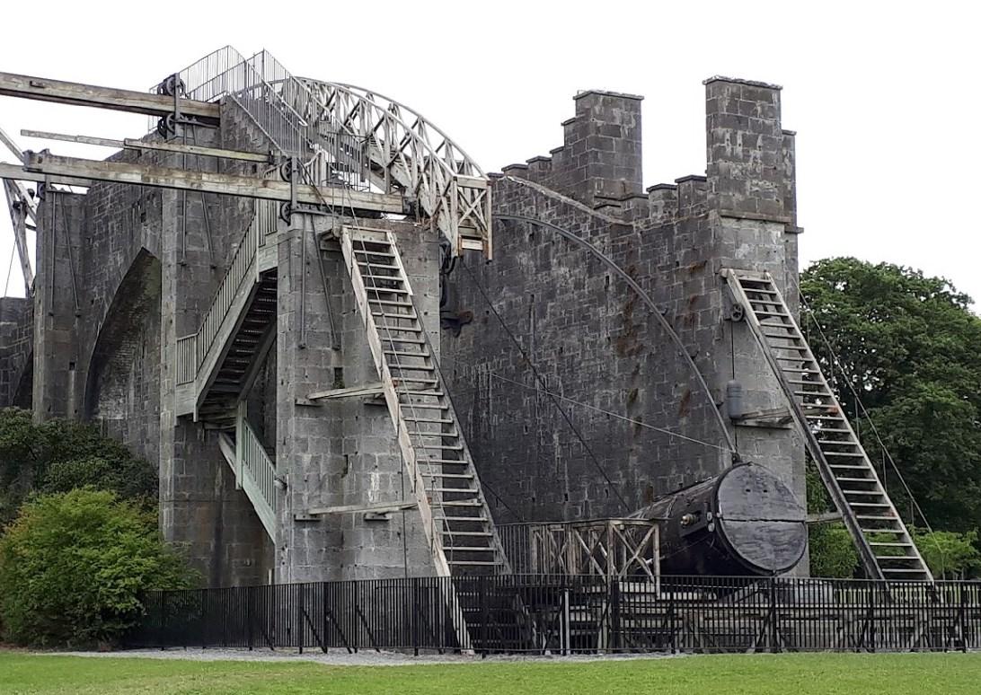 Большой телескоп конца XIX и начала XX века «Левиафан»