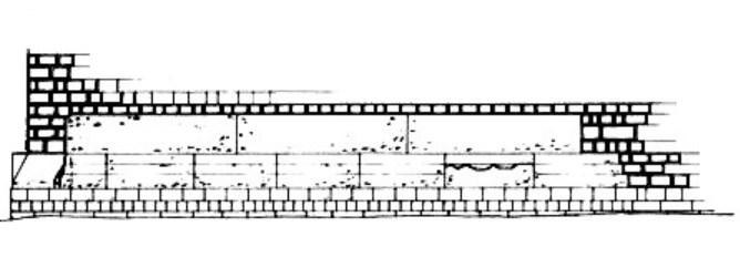 Огромнейшие рукотворные блоки в стене храма Юпитера в древнем Гелиополисе