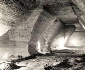 Громадные подземелья, созданные человеком — одни из крупнейших выработанных солевых шахт