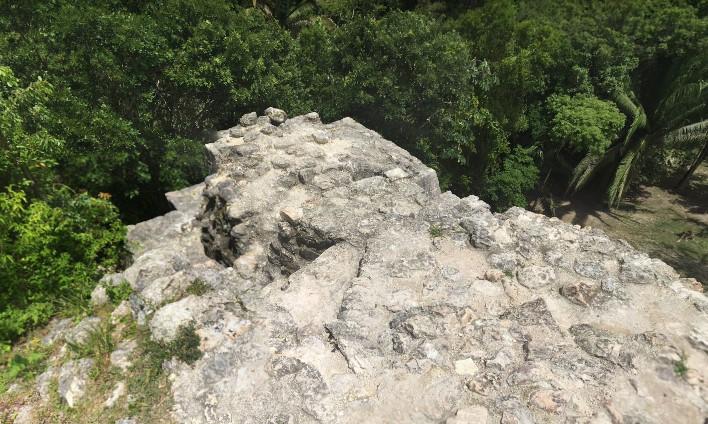 Один из древних городов майя, который был населён дольше всех - Ламанай