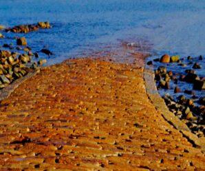 Дорога по дну моря и замок, к которому она ведет — Сент-Майклс-Маунт