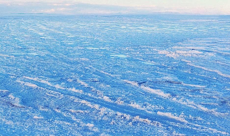 Здесь как будто стирается граница между небом и землёй - Уюни, крупнейший в мире солончак