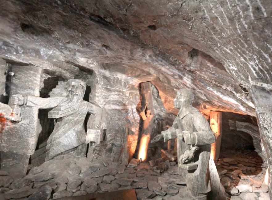 Солевые шахты