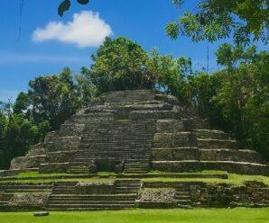 Один из древних городов майя, который был населён дольше всех — Ламанай