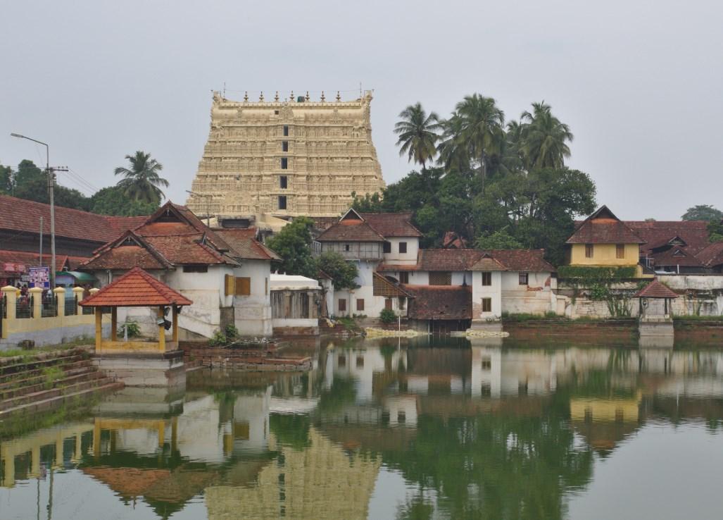 Падманабхасвами в Индии