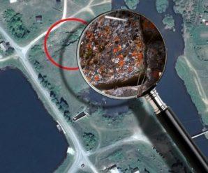 Полигональная кладка на Урале у села Чусовое, которая нетипична для данного региона