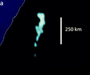 Загадочные вспышки на нашей планете, которые видно из космоса
