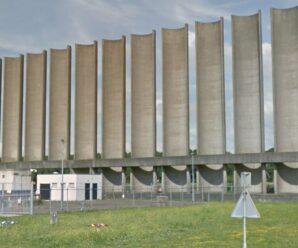 Для чего нужны эти громадные бетонные плиты в Розенбурге?