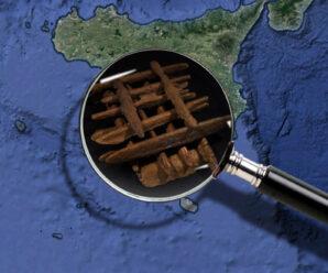 Погружаясь у берегов Сицилии, дайверы обнаружили древний «металл Атлантиды»