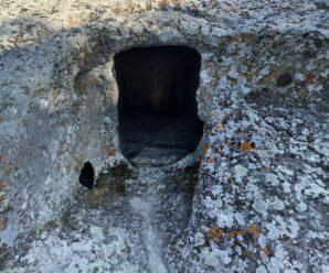 Древние пещерные сооружения в Крыму, основателями которых считаются византийцы