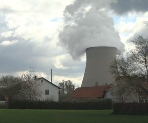 Для чего нужны эти гигантские трубы, и какой «дым» они выбрасывают в атмосферу? — Градирни