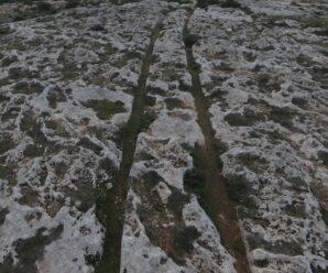 Мегалитические колеи доисторической Мальты, возникновение которых наука так и не объяснила