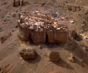 Древний город на вершине огромной скалы и глиняные небоскрёбы — прикоснемся к средневековью Йемена