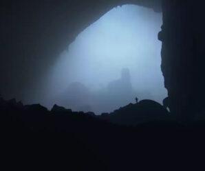 Подземный мир с лесом, животными и облаками, который обнаружили под землей — Шондонг