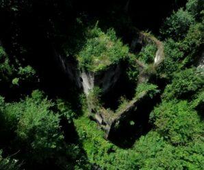 Словно маленькое окошко в другой мир — Долина Мельниц на дне ущелья посреди города