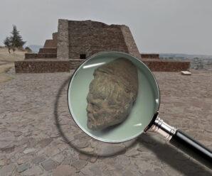 Находка, которая не вписывается в официальную историю — голова статуи с европейскими чертами лица в доколумбовой Америке