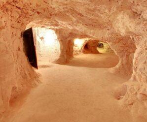 Город, возникший под землей в жаркой пустыне — Кубер-Педи