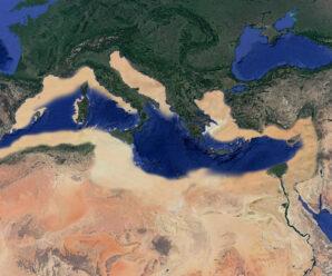 Когда пересохло Средиземное море — Мессинский пик солености