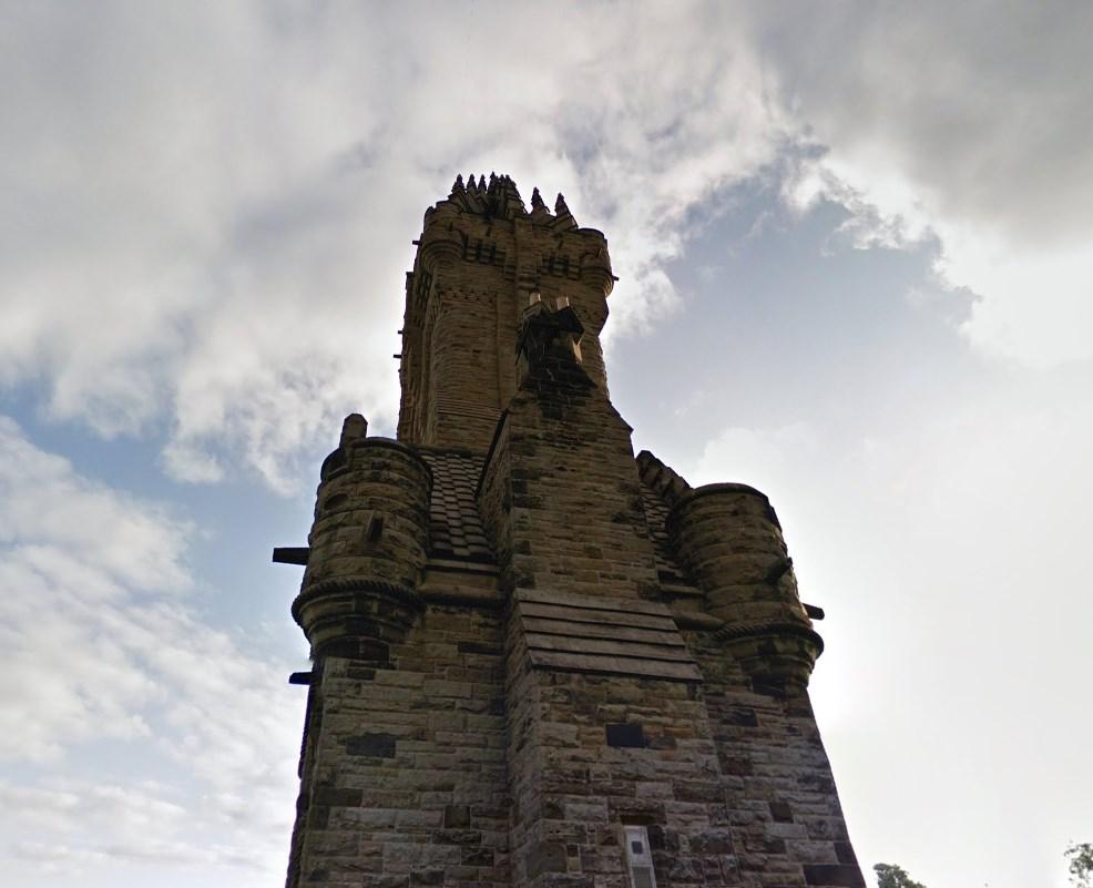 Необычная башня, возведённая в 19 веке - Монумент Уильяма Уоллеса
