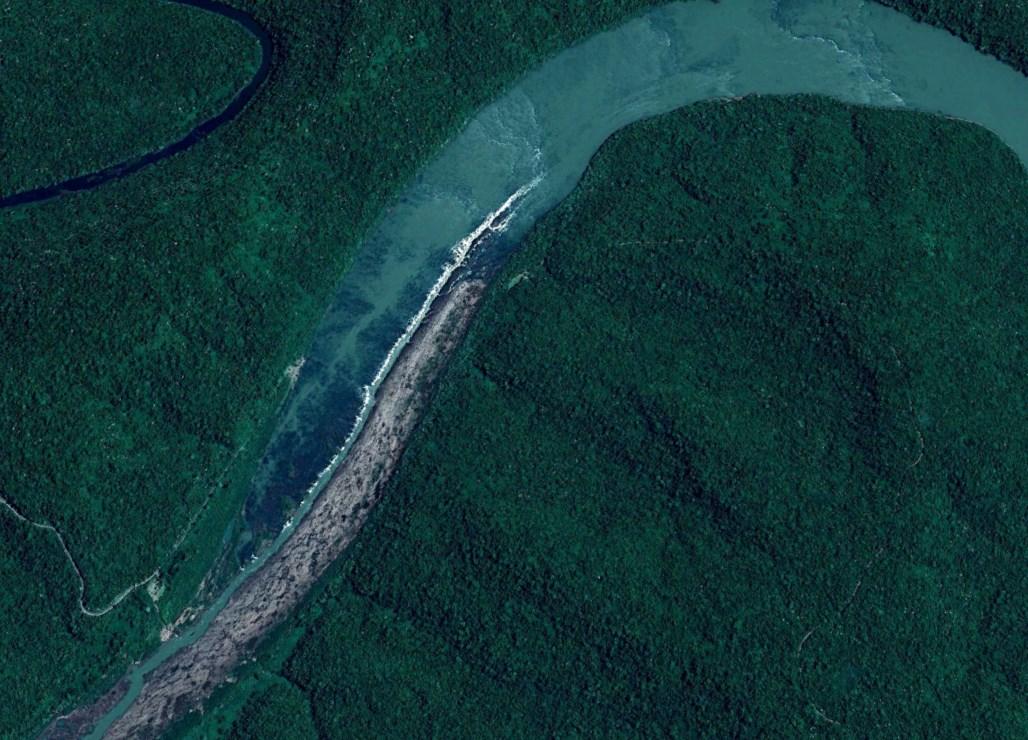 Самый широкий водопад на планете - Юкума