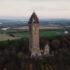 Необычная башня, возведённая в 19 веке — Монумент Уильяма Уоллеса