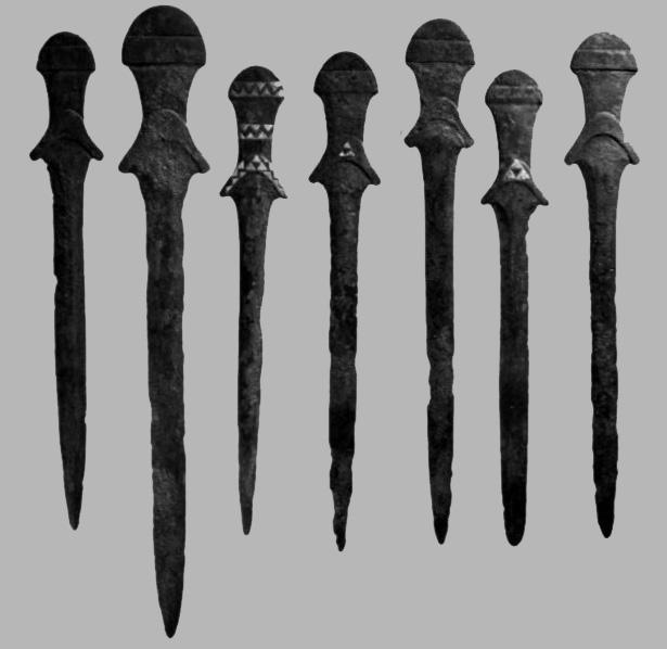 Возможно, самый древний меч из известных - возраст его выяснили случайно в музее Сан-Ладзаро-дельи-Армени