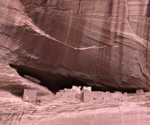 Древние города прямо под скалами — руины доисторической цивилизации анасази
