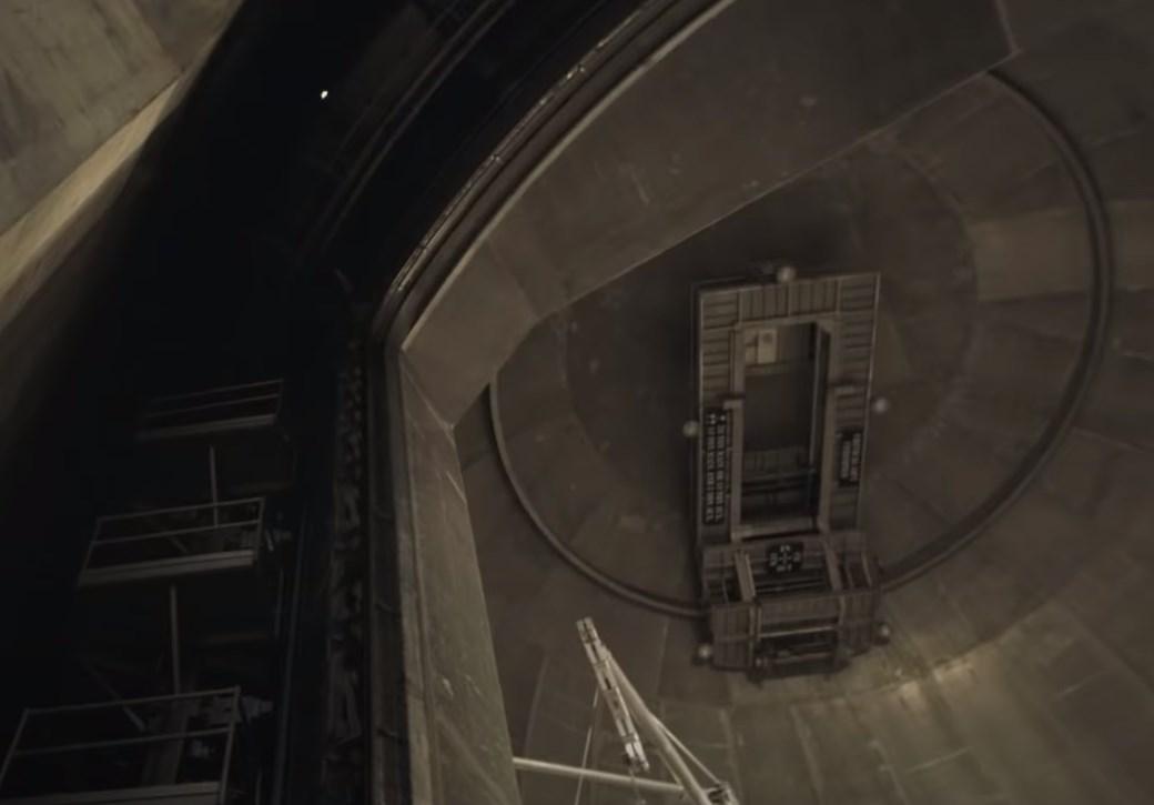 Гигантская вакуумная камера SPF - самая большая в мире