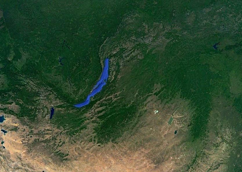 Трещина, раскалывающая территорию России - Байкальский рифт