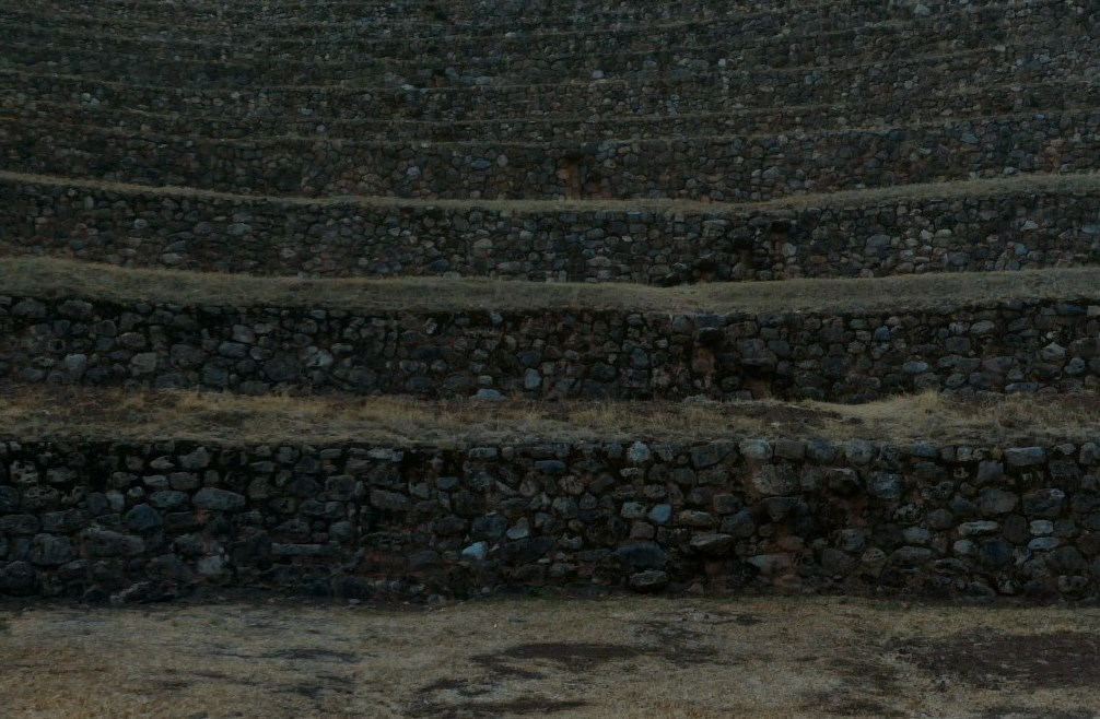 Террасы инков