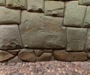 Многоугольные камни инков