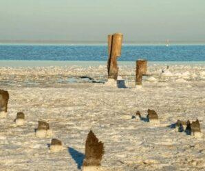 Озеро Эльтон в Волгоградской области