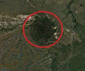 Попигай — метеоритный кратер в Сибири и крупнейшее в мире месторождение импактных алмазов