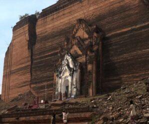 Гигантское здание царя Бодопая, которое так и не смогли достроить