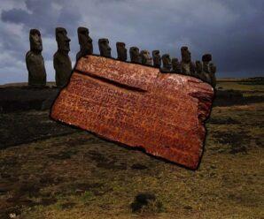 Нечитаемые таблички с острова Пасха, которые расшифровали российские ученые