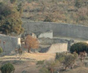 Великий Зимбабве — древний город без углов в Африке