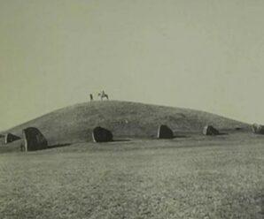 Салбыкский курган в Сибири, который построили примерно 2500 лет назад