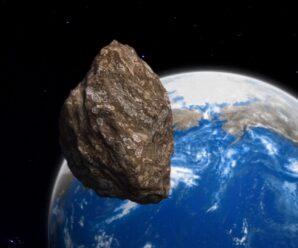 Метеориты приносили на Землю даже воду