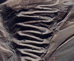 Выматывающий нервы автомобильный маршрут через Анды из Чили в Аргентину