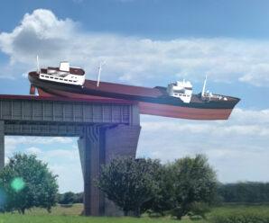 Как корабли покоряют высоты — Центральный канал Бельгии